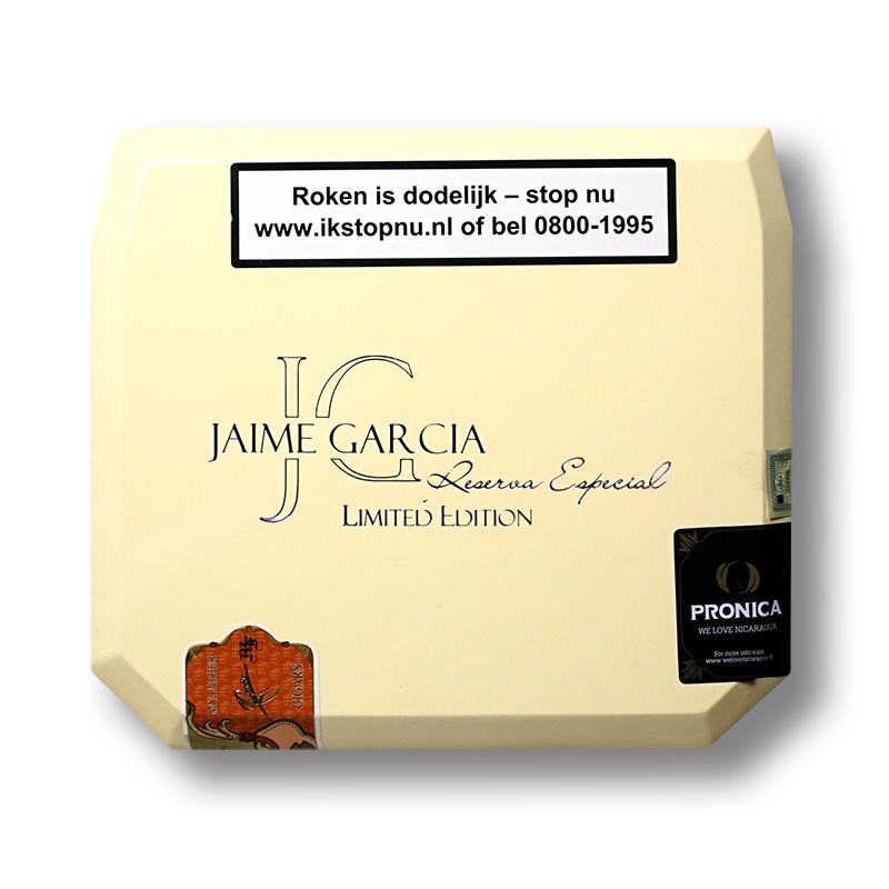 Jaime Garcia Reserva Especial Limited JG Edition