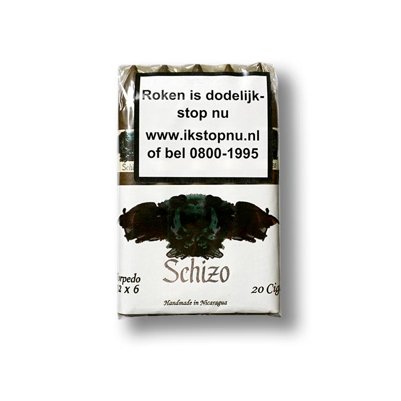 Asylum Schizo (bundel van 20)